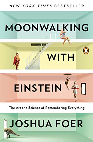Joshua Foer - Moonwalking with Einstein Audio Book Free